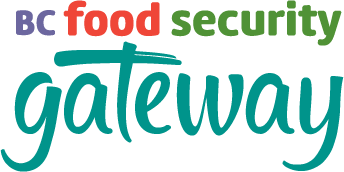 BC Food Security Gateway Logo